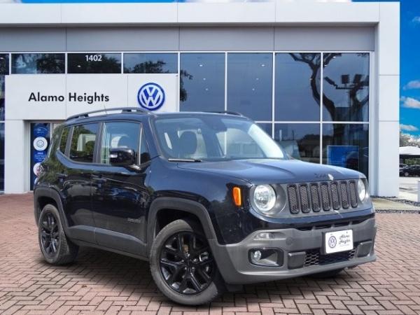 2017 Jeep Renegade in San Antonio, TX