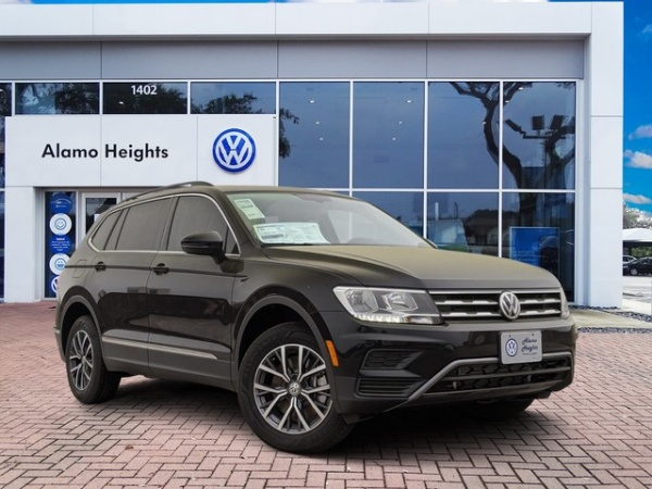 2020 Volkswagen Tiguan in San Antonio, TX