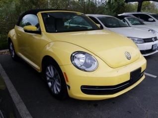 2017 Volkswagen Beetle Tdi Convertible Manual For In San Antonio Tx