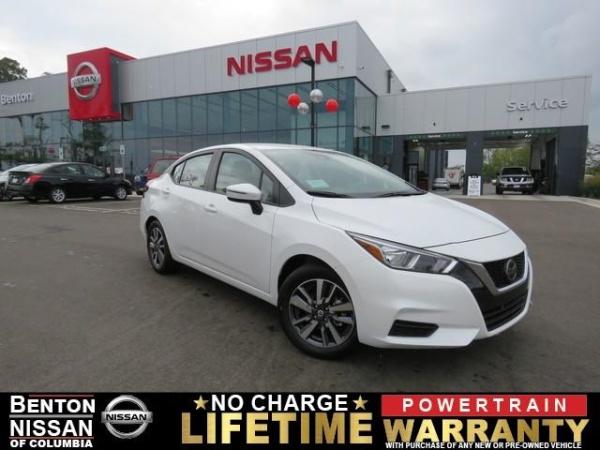 2020 Nissan Versa in Columbia, TN