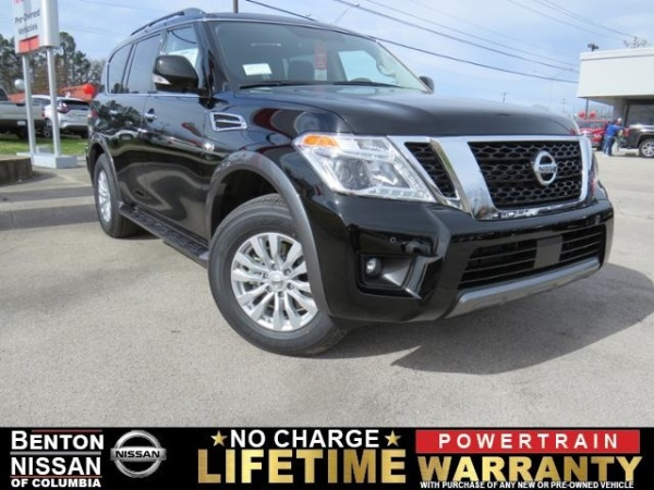 2019 Nissan Armada in Columbia, TN
