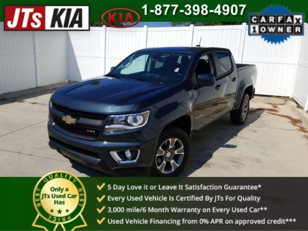 2018 Chevrolet Colorado in Columbia, SC