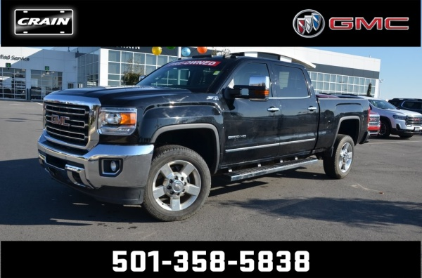 2016 GMC Sierra 2500HD in Conway, AR