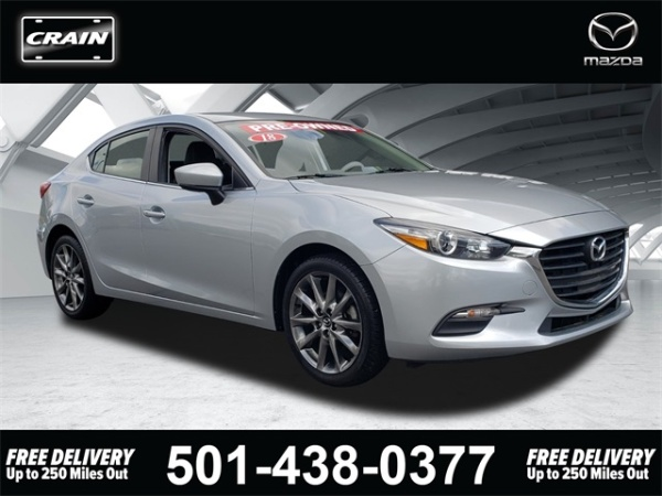 2018 Mazda Mazda3 in Little Rock, AR