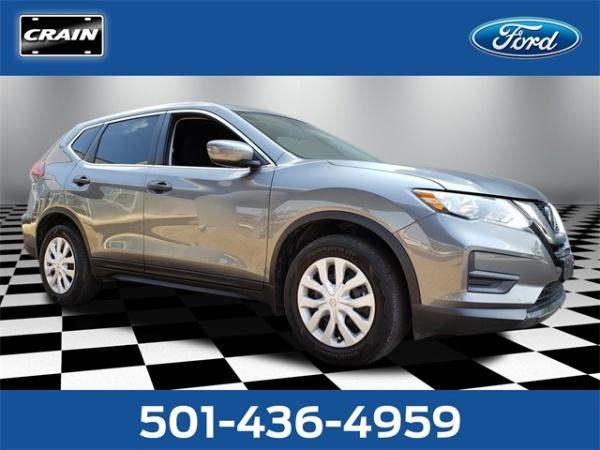 Crain Ford Jacksonville Ar >> 2018 Nissan Rogue S Fwd For Sale In Jacksonville Ar Truecar