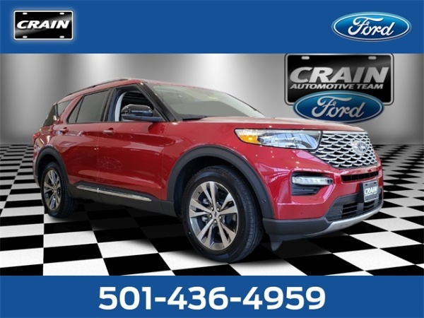 2020 Ford Explorer in Jacksonville, AR