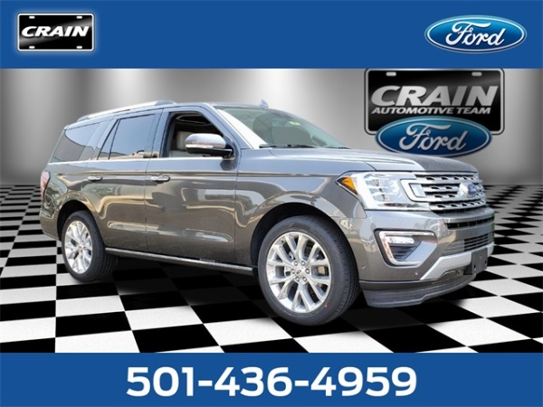 Crain Ford Jacksonville Ar >> 2019 Ford Expedition Limited For Sale In Jacksonville Ar