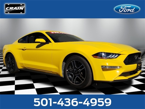 2018 Ford Mustang in Jacksonville, AR