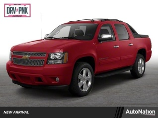 Used 2010 Chevrolet Avalanche 1500 LTZ 2WD For Sale In Laurel, MD