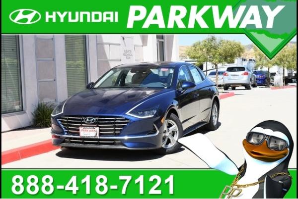 2020 Hyundai Sonata in Valencia, CA