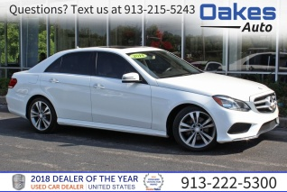 Used Mercedes Benz E Class For Sale In Kansas City Mo Truecar
