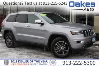 2017 Jeep Grand Cherokee Limited 4wd For In Kansas City Ks