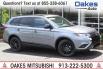 2019 Mitsubishi Outlander LE S-AWC for Sale in Kansas City, KS