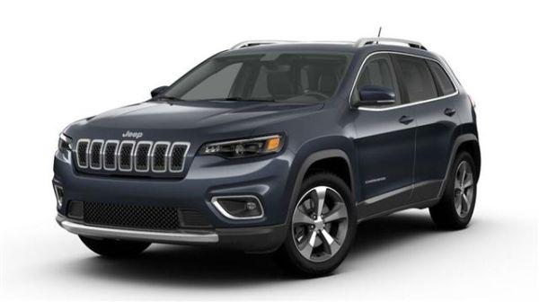 2019 Jeep Cherokee in Inwood, NY