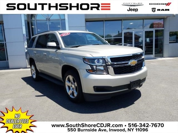 2016 Chevrolet Tahoe in Inwood, NY