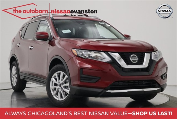 2020 Nissan Rogue in Evanston, IL