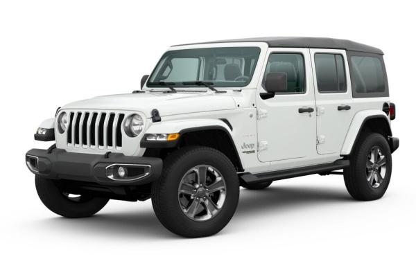 2020 Jeep Wrangler in Ellington, CT