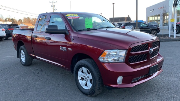 2017 Ram 1500 in Ellington, CT