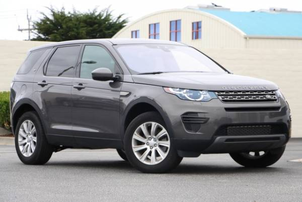2017 Land Rover Discovery Sport in Seaside, CA