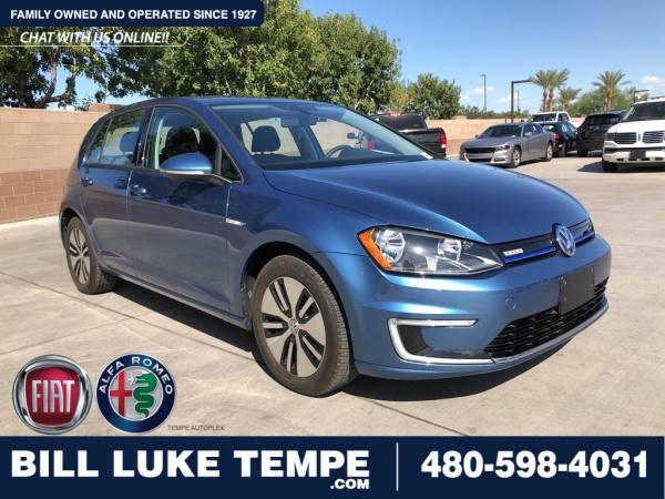 2016 Volkswagen e-Golf in Tempe, AZ