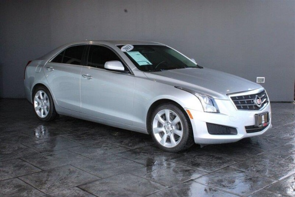 2013 Cadillac ATS Sedan 2 0T RWD For Sale in Bellingham, WA