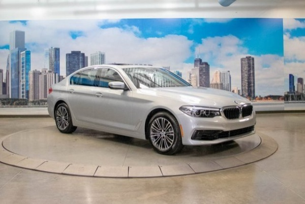 2020 BMW 5 Series in Lake Bluff, IL