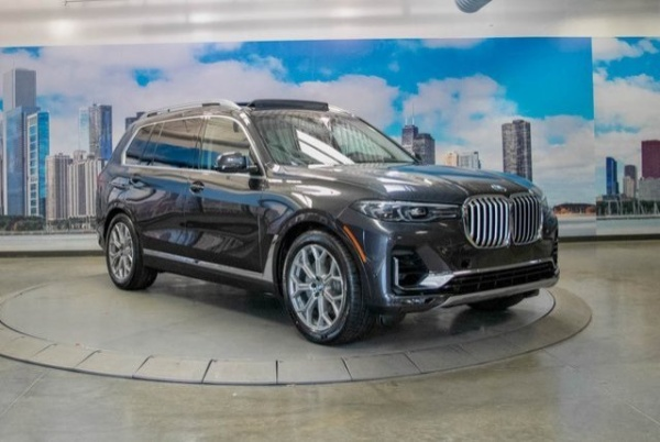 2020 BMW X7 in Lake Bluff, IL