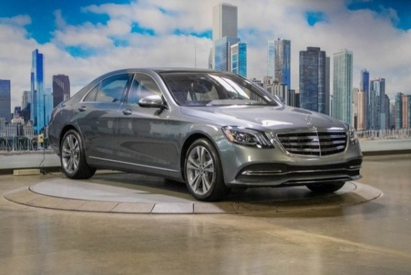 2020 Mercedes-Benz S-Class S 450 4MATIC