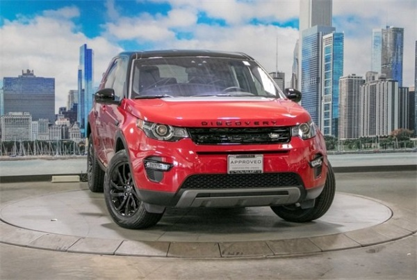 Land Rover Lake Bluff >> 2019 Land Rover Discovery Sport Se For Sale In Lake Bluff