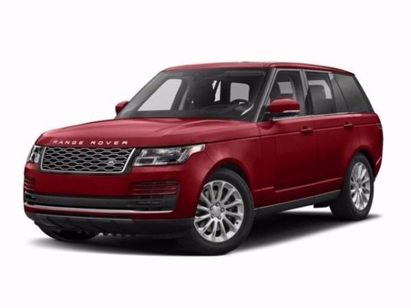 2017 Land Rover Range Rover in Lake Bluff, IL