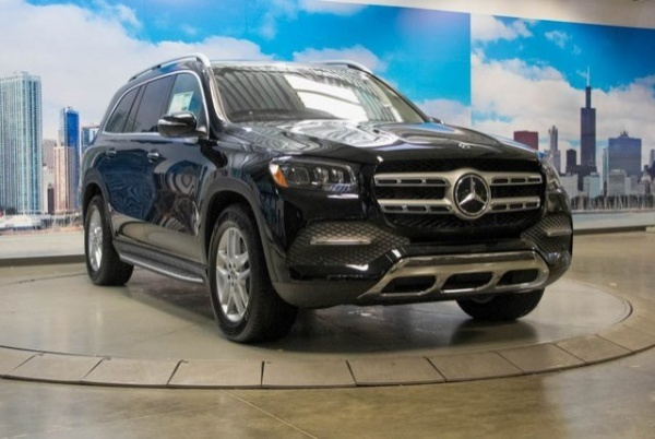 2020 Mercedes-Benz GLS in Lake Bluff, IL