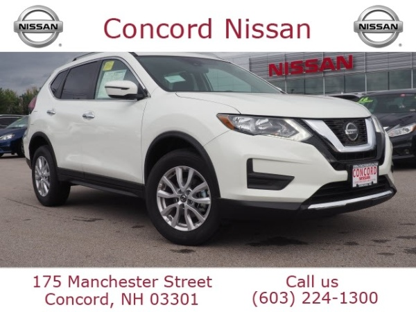 2019 Nissan Rogue in Concord, NH