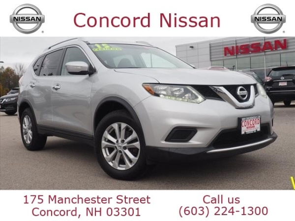 2015 Nissan Rogue in Concord, NH