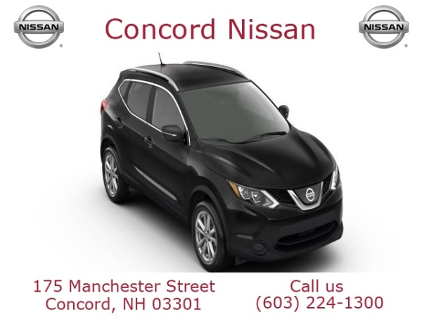 2020 Nissan Rogue Sport in Concord, NH