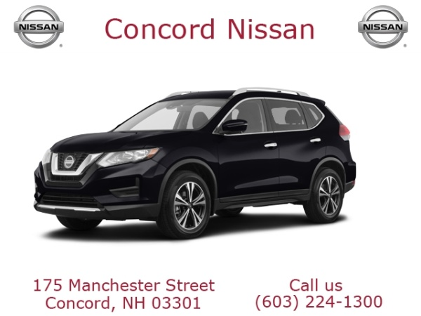 2020 Nissan Rogue in Concord, NH