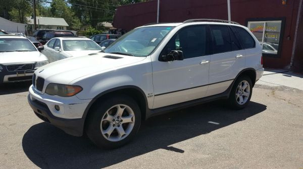 2004 BMW X5 in Englewood, CO