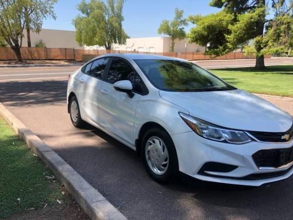 2018 Chevrolet Cruze in Scottsdale, AZ