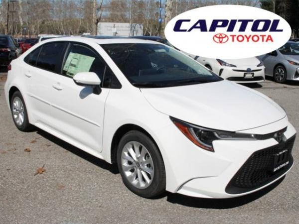 San Jose Toyota >> 2020 Toyota Corolla Le Cvt For Sale In San Jose Ca Truecar