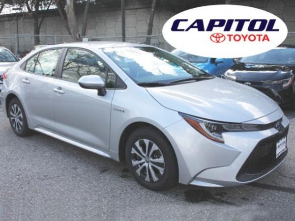 2020 Toyota Corolla In San Jose Ca