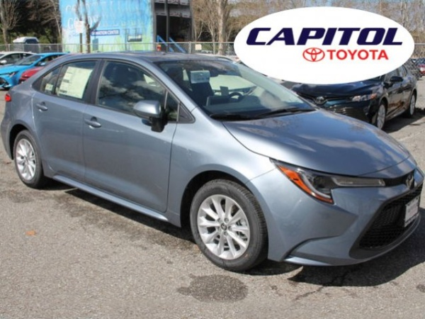 San Jose Toyota >> 2020 Toyota Corolla Le Cvt For Sale In San Jose Ca Truecar