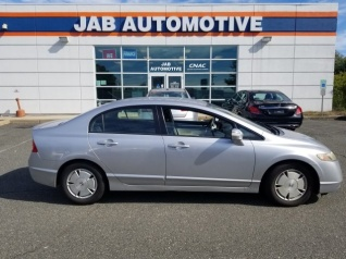 Used 2006 Honda Civic Hybrid Sedan CVT For Sale In Old Bridge, NJ
