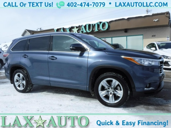 2017 Toyota Highlander In Lincoln Ne