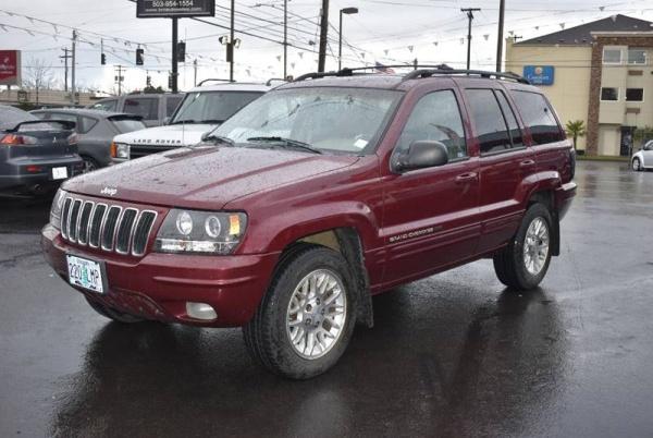 2002 Jeep Grand Cherokee in Portland, OR