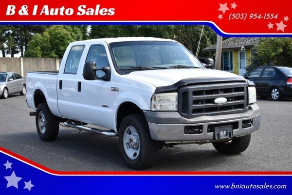 2005 Ford Super Duty F-350 King Ranch