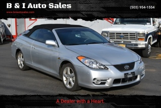 2008 Toyota Camry Solara Se V6 Convertible Automatic For In Portland Or