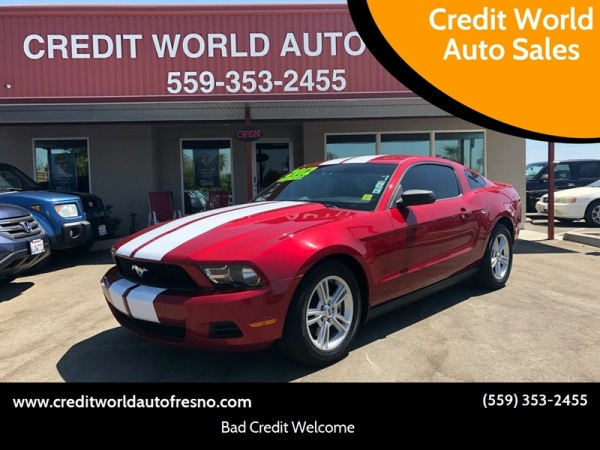 2012 Ford Mustang in Fresno, CA