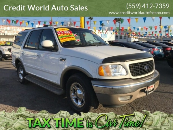 2002 Ford Expedition in Fresno, CA