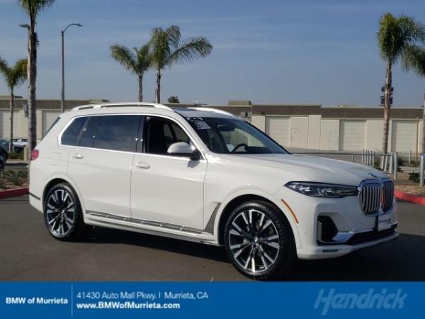 2020 BMW X7 in Murrieta, CA