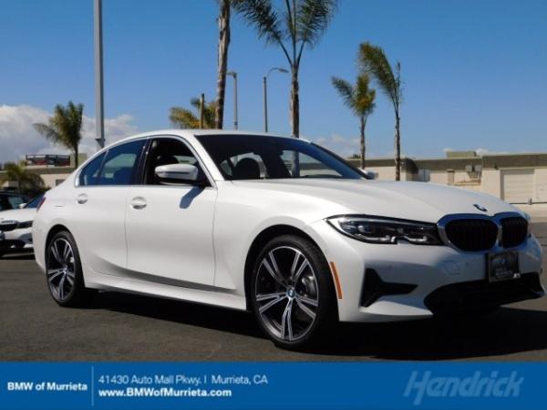 2019 BMW 3 Series in Murrieta, CA