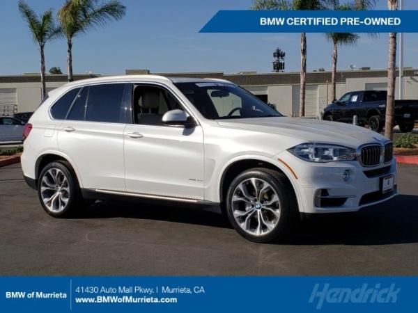 2017 BMW X5 in Murrieta, CA